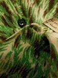 画像6: 1950'S MARK TWAIN WOLF HEADS PRINTED FLANNEL SHIRT JAC SZ/M