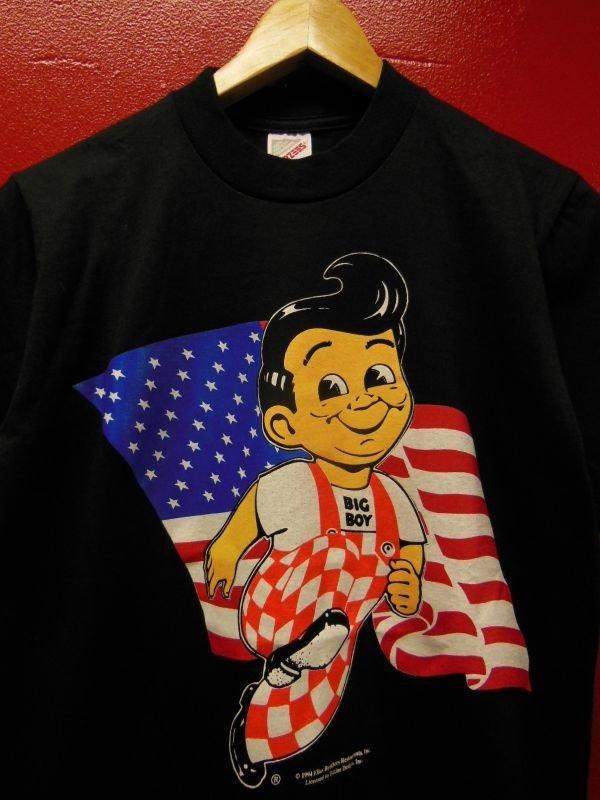 画像2: 90S 新品 デッドストック1994年コピーライト 米国製 BIG BOY ビッグボーイ Tシャツ SZ/S