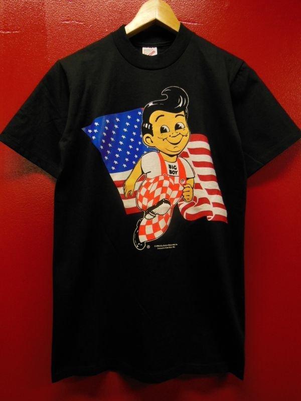 画像1: 90S 新品 デッドストック1994年コピーライト 米国製 BIG BOY ビッグボーイ Tシャツ SZ/S