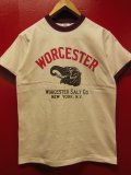 "RAWHIDE ""WORCESTER"" TEE SHIRT/6.2oz BODY"