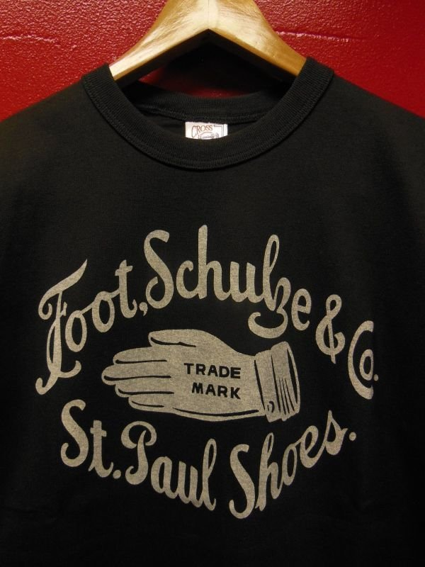 "画像2: RAWHIDE ""ST. PAUL SHOES"" TEE SHIRT/6.2oz BODY"