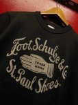 "画像3: RAWHIDE ""ST. PAUL SHOES"" TEE SHIRT/6.2oz BODY"