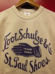 "画像6: RAWHIDE ""ST. PAUL SHOES"" TEE SHIRT/6.2oz BODY"