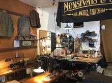 他の写真1: NEW! 限定1950年代デッドストック生地使用 MONSIVAIS & CO The National- Vintage 1950s Fleck Tweed - Limited Stock