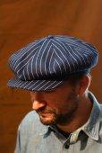 画像3: NEW! MONSIVAIS & COThe National - 8/4 Crown Cap - Wabash Selvedge cotton