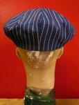 画像8: NEW! MONSIVAIS & COThe National - 8/4 Crown Cap - Wabash Selvedge cotton