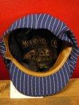 画像10: NEW! MONSIVAIS & COThe National - 8/4 Crown Cap - Wabash Selvedge cotton