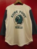 "RAWHIDE ""SURE FOOT"" BASEBALL TEE SHIRT"