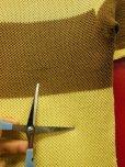 画像13: 〜1950'S JANTZEN COTTON MESH KNIT BORDER TEE/MEDIUM