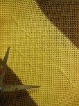画像6: 〜1950'S JANTZEN COTTON MESH KNIT BORDER TEE/MEDIUM