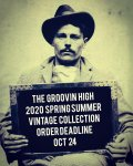 The Groovin High & Old Devil Moon 2020 Spring & Summer Exhibition!展示受注会@ROCK-A-HULA/10月4、5、6日の3日間