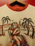 画像3: The GROOVIN HIGH 2020/S/S Vintage Style Summer Knit A252 SIZE/LARGE