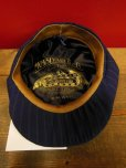 画像12: NEW! MONSIVAIS & COThe National - 8/4 Crown Cap -  Pinstripe Linen