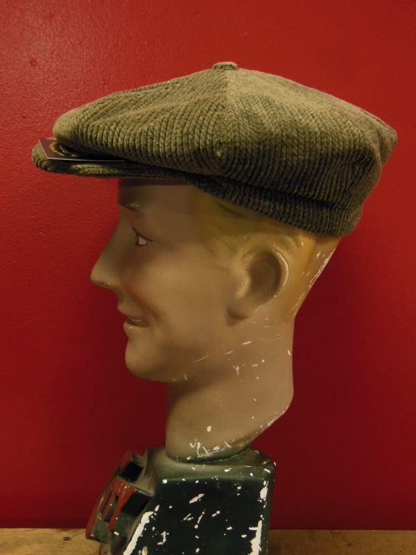 """画像2: NEW! MONSIVAIS & CO The National - 8/4 Crown Cap - Printed Corduroy AKA """"Tweedoroy"""""""