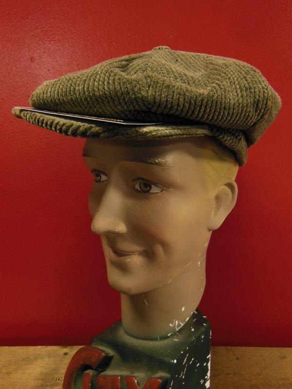 """画像1: NEW! MONSIVAIS & CO The National - 8/4 Crown Cap - Printed Corduroy AKA """"Tweedoroy"""""""