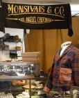 """画像13: NEW! MONSIVAIS & COThe National - 8/4 Crown Cap - Cone mills """"White-Oak""""Selvedge Denim"""