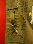 画像14: 1950'S U.S.ARMY ALASKA HAND PAINTED DUFFLE BAG