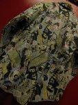 画像11: 90S9/00S デッドストック バットマン ジョーカー 総柄30S/40SプリントシャツSZ//M/ DC COMIC TM BATMAN JOKER