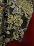 画像9: 90S9/00S デッドストック バットマン ジョーカー 総柄30S/40SプリントシャツSZ//M/ DC COMIC TM BATMAN JOKER