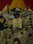 画像3: 90S9/00S デッドストック バットマン ジョーカー 総柄30S/40SプリントシャツSZ//M/ DC COMIC TM BATMAN JOKER