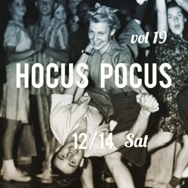 画像1: Hocus Pocus vol 19 ♪ASHIKAGA YANEURA♪12/14(土)ROCK-A-HULA出店します。
