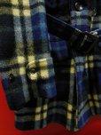 画像9: 1940'S ALBERT RICHARD DOUBLE BREASTED WOOL COAT SZ/38-40