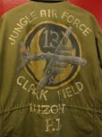 画像7: 1952'S 13TH AIR FORCE HAND PAINTED M-1951 FIELD JACKET/MED-SHORT (7)