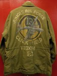 画像1: 1952'S 13TH AIR FORCE HAND PAINTED M-1951 FIELD JACKET/MED-SHORT (1)