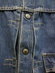 画像7: 1950'S J.C.PENNEY FOREMOST ONE POCKET 1ST TYPE DENIM JACKET