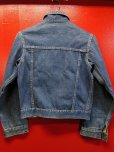 画像10: 1950'S J.C.PENNEY FOREMOST ONE POCKET 1ST TYPE DENIM JACKET