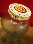 画像1: VINTAGE H.D. LEE MERCANTILE GLASS JAR (1)