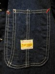 画像6: 1950'S PENNEY'S PAYDAY DENIM COVERALL SIZE/XL