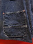 画像10: 1950'S PENNEY'S PAYDAY DENIM COVERALL SIZE/XL