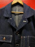 画像2: 1950'S PENNEY'S PAYDAY DENIM COVERALL SIZE/XL (2)