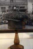画像2: NEW! MONSIVAIS & COThe National - 8/4 Crown Cap - Salt and Pepper wool (2)