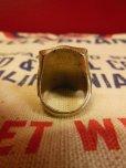 画像5: 1950'S〜 VINTAGE HORSESHHOE MEXICAN RING ビンテージ メキシカン リング/サイズ/12位
