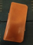 画像3: RAWHIDE TRUCKERS WALLET LOT-504/CAMEL X D,BROWN/UK BRIDLE By J & FJ Baker & Co, (3)