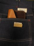 画像9: RAWHIDE TRUCKERS WALLET LOT-504/CAMEL X D,BROWN/UK BRIDLE By J & FJ Baker & Co, (9)