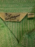 画像2: 1950'S DEADSTOCK 3DUKE OF HOLLYWOOD COTTON KNIT PULLOVER SHIRT SZ/M (2)