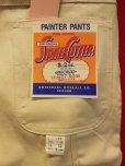 画像6: 1980'S DEADSTOCK STONE CUTTER 8.2OZ  PAINTER PANTS LOT 165/32X30