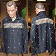 画像3: The GROOVIN HIGH 2021S/S A278 Vintage Style 1950's Rayon Shirt L/S  12月13日迄予約受付/2021年3-4月納品予定