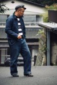 画像2: The GROOVIN HIGH A-288-P/Prison Jail Pants/サイズXL (2)