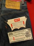 1980'S DEADSTOCK LEVI'S 505/ 29X34/ビンテージ フラッシャー付 デッドストック