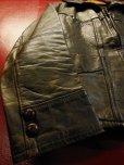 画像8: 1950'S GRAIS PONY HIDE LEATHER SPORTS JACKET/40-42/ビンテージ スポジャケ