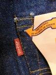 画像8: 1980'S DEADSTOCK UK LEVI'S 501 29X36/ビンテージ フラッシャー付 デッドストック 内股シングル 黒カン