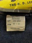 画像5: 1970'S DEADSTOCK LEE JELT DENIM  DUNGAREES LOT 050-6041 40X31/デッドストックペインターパンツ