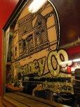 画像4: 1970'S J.C.PENNEY CO. GOLDEN RULE STORE ADVERTISING WOOD FRAMED MIRROR