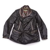 HIMEL BROTHERS LEATHER /THE CHINOOK, WAXED COTTON/MADE TO ORDER 受注
