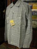 1950'S DEAD Sandy Mac Donald  BOX SHIRT SZ/M