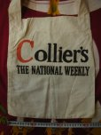 画像5: 1930'S〜 COLLIER'S MAGAZINE BAG 2 (5)